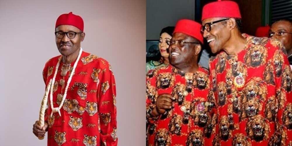 Buhari ya so daukar mace daga yankin Ibo a matsayin mataimakiyarsa a 2015, Fadar shugaban kasa