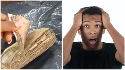 Shop owner cries out after scammers buy phone worth N110K with N100 notes in Abuja (video)