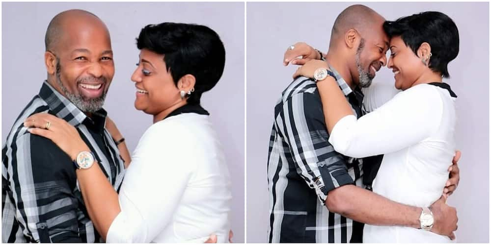 Nollywood actor Yemi Solade and wife celebrate wedding anniversary