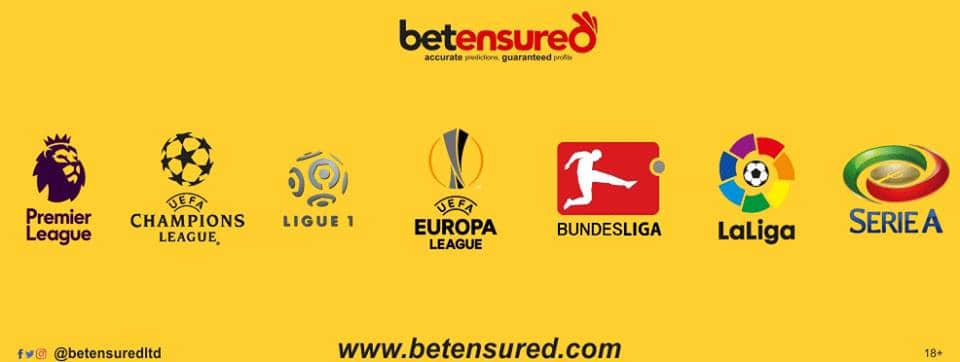 betensured accurate football predictions