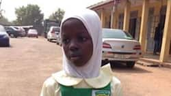 See photo of 9-year-old girl who is dragging Ogun state government to court, demands N1m compensation