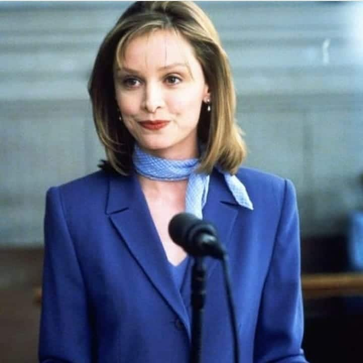 Calista Flockhart movies and TV shows