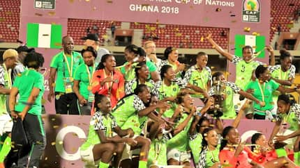 4 sporting events in 2018 that brought smiles to the faces of Nigerian