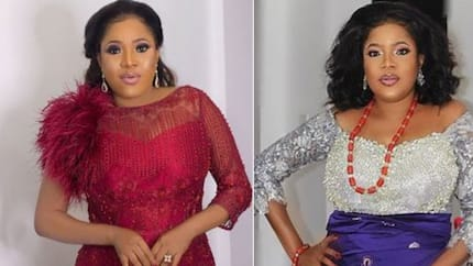 Last year, I made more money beyond my imagination - Actress Toyin Abraham says in interview