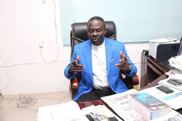 Afegbua: Harin 2023 ya sa Adams Oshiomhole ya bar shugabancin jam'iyyar APC