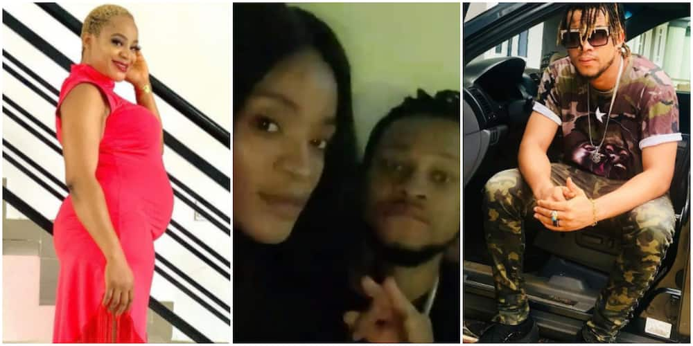 Leave Me Alone: Actress Uche Ogbodo Reacts As Blogger Reveals the Identity of Her 2nd Baby Daddy