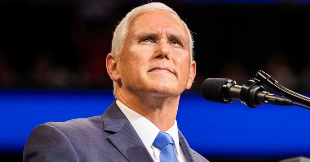 Ex-US vice president Mike Pence homeless after leaving office, has no personal house