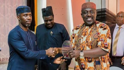 We have made up our mind to support Buhari even in the face of blackmail - Okorocha's son-in-law Nwosu