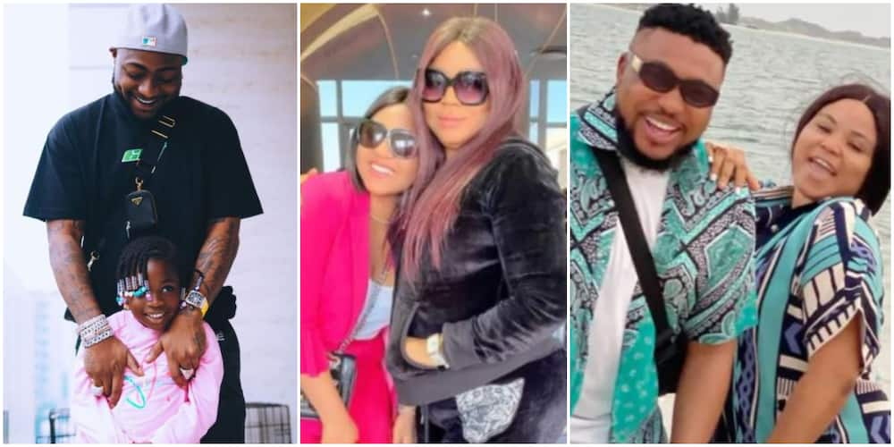 Davido, Regina Daniels, Odunlade Adekola and 4 Other Stars Who Gifted Their Loved Ones Luxury Cars