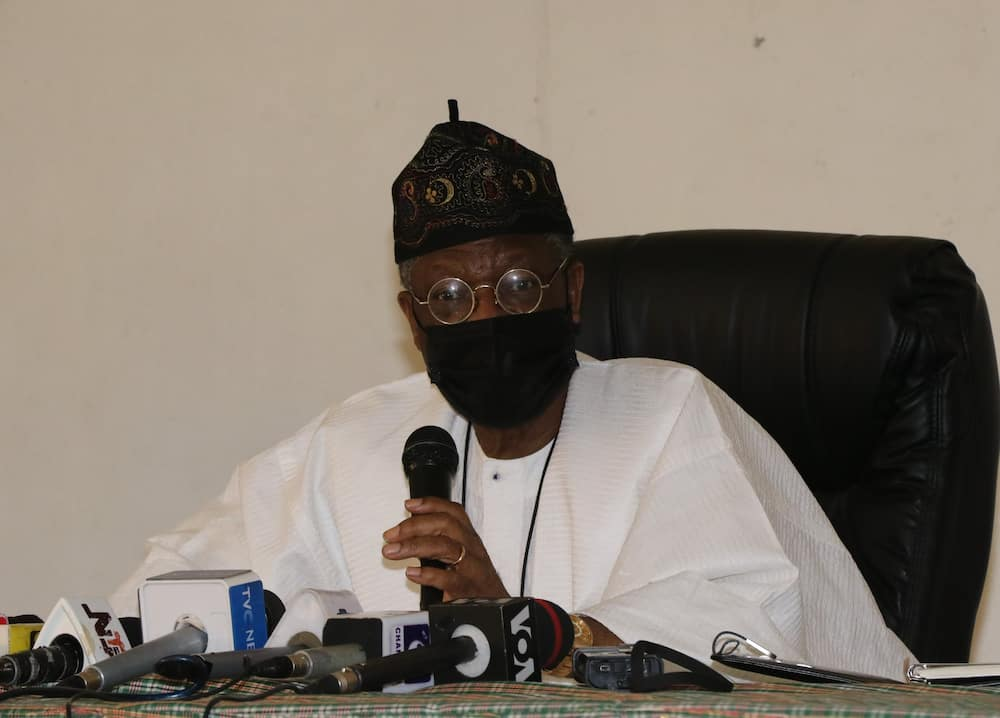 Nigeria is not a failing or failed state, FG declares