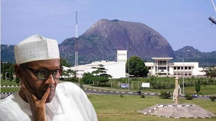 Buhari Seeks Approval To Spend N76.6m For Aso Rock Rent, N644.3m For Food, Refreshment In 2022