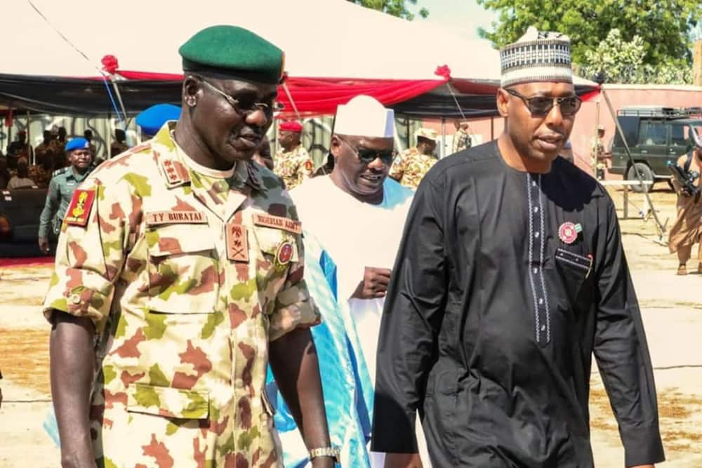 Extortion: Governor Zulum commends Army hqtrs for swift investigation