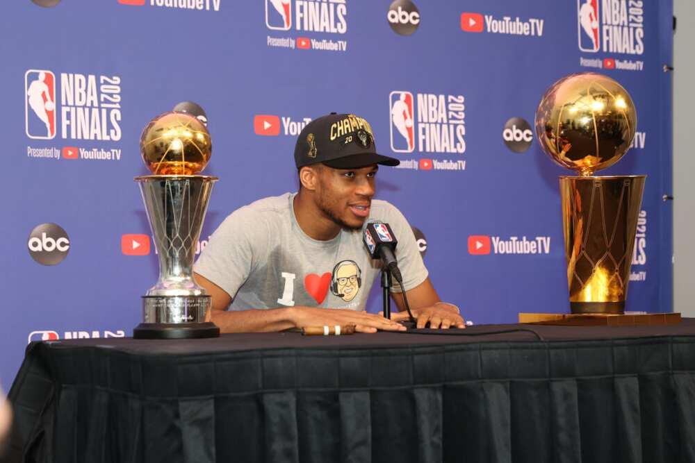 Nigerian-born basketballers Giannis Antetokounmpo and Arike Ogunbowale won NBA and WNBA MVP awards