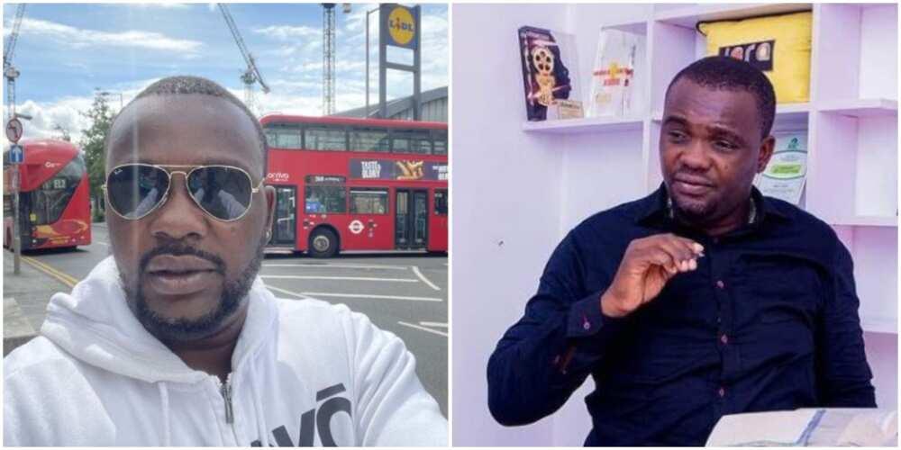 Oko Iyabo: Actor Yomi Fabiyi Cries Out