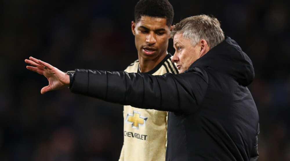 Man Utd Boss Solskjaer Provides Marcus Rashford Injury Update as Man Utd Star Continues Recovery