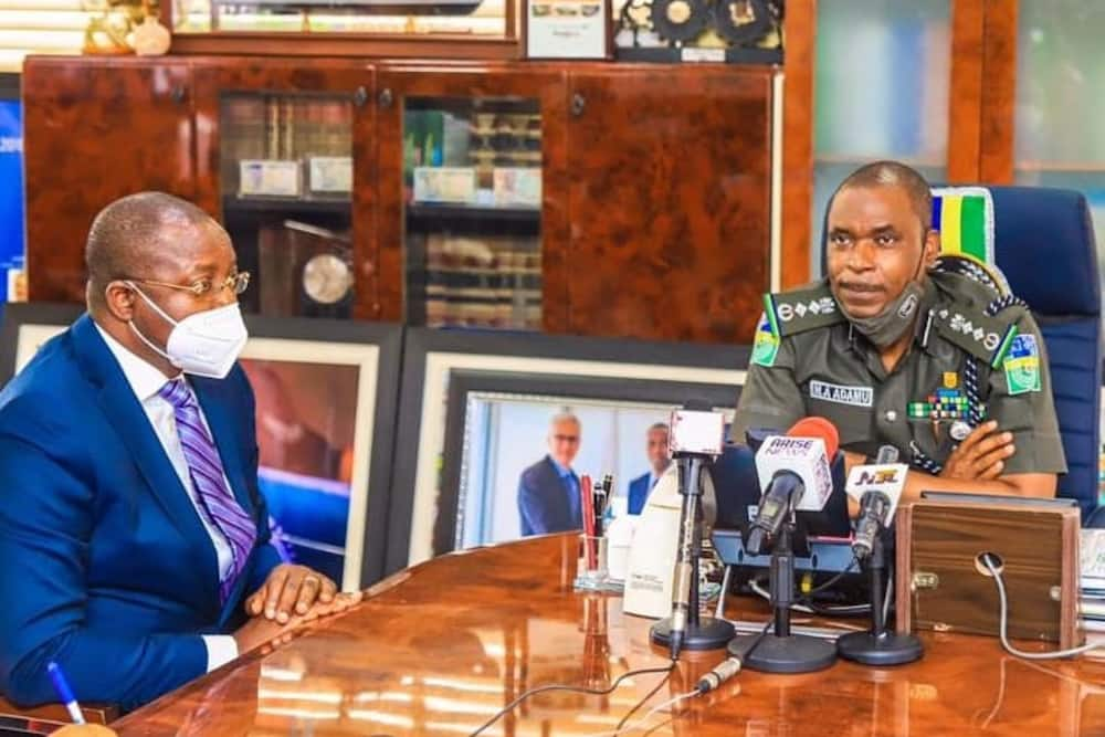 EndSARS protesters must enter dialogue, Buhari's minister Dare begs