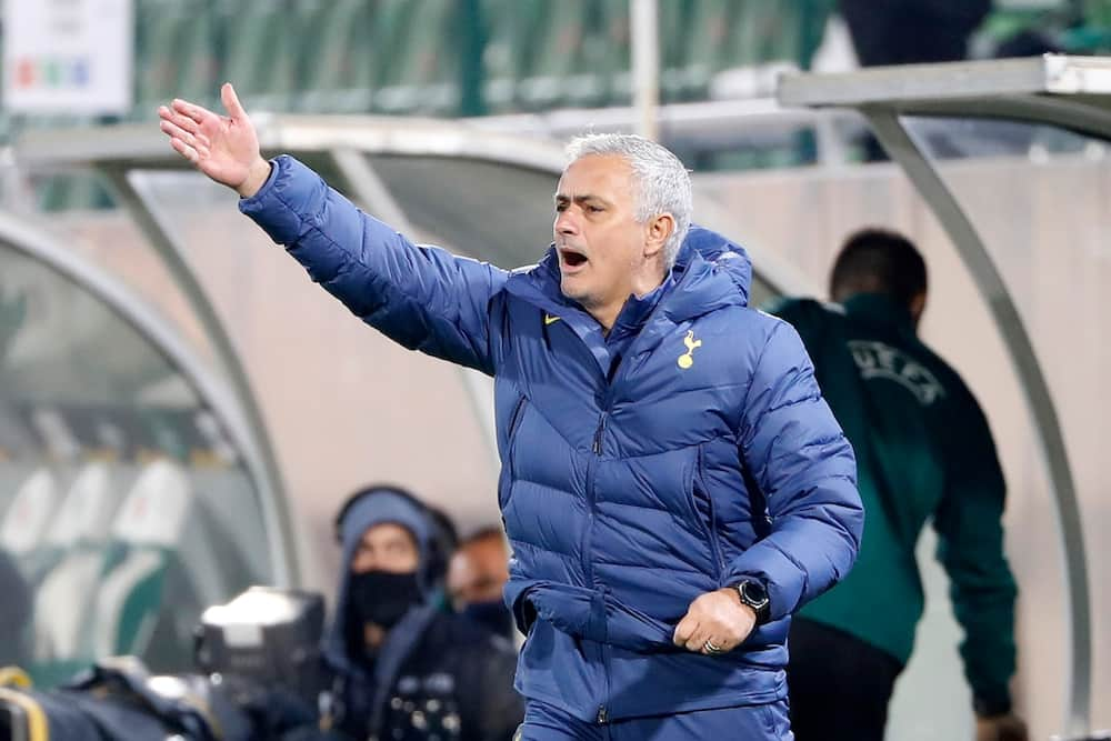 Jose Mourinho's Given Two Managerial Options After Tottenham Sacking