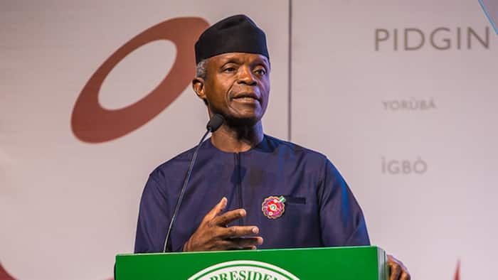 Osinbajo makes big promise, says 20m young Nigerians to benefit from FG, UNICEF expanded education scheme