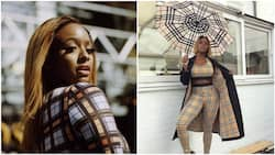 Emotional DJ Cuppy defends her love for music, says it makes her happy