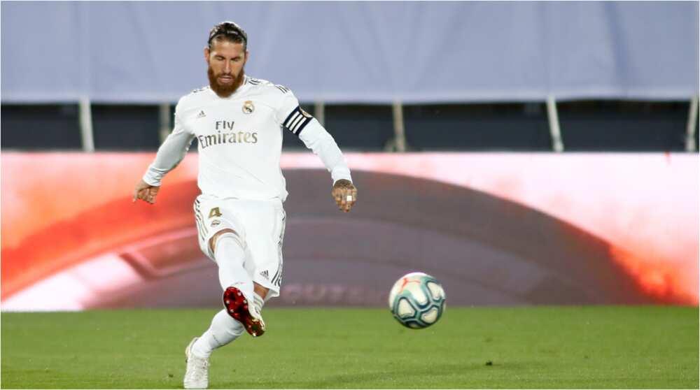 Real Madrid vs Mallorca: Junior, Ramos score as Los Blancos return to La Liga summit