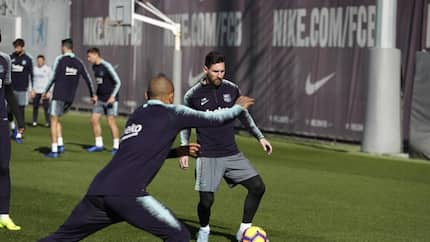Barcelona manager Valverde reveals what will stop Messi from playing against Real Betis