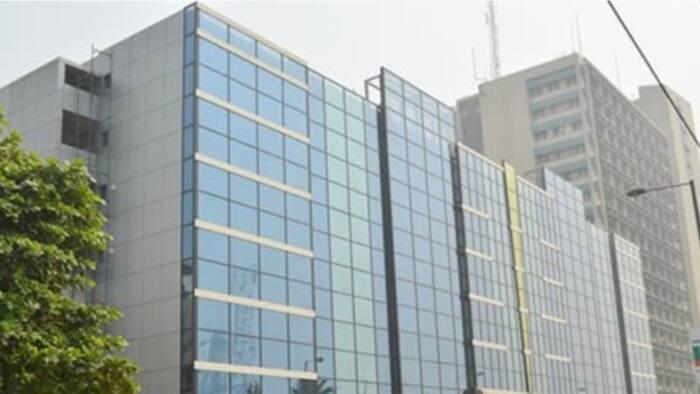 Breaking: Chaos, fear as fire guts NPA headquarters in Lagos