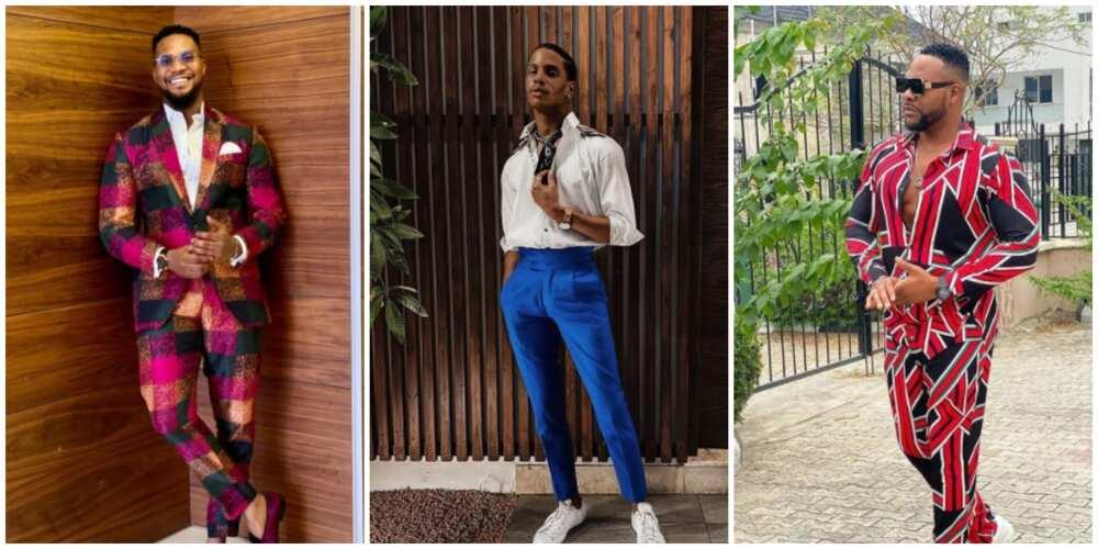 Fashion Focus: Kunle Remi, Bolanle Ninoalowo, 5 Other Fashionable Male 'New Nollywood' Stars