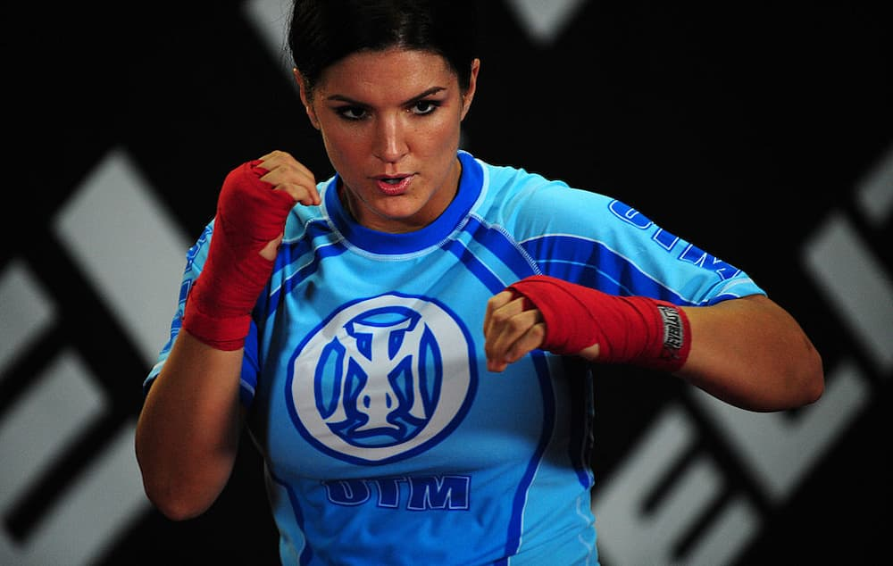 Gina Carano: âge, taille, cinéma, mannequinat