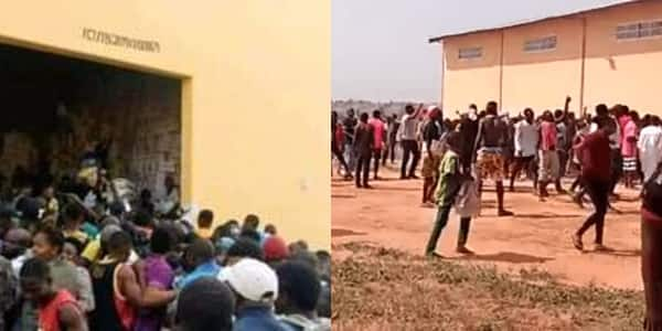 Looters invade Abuja NYSC camp, cart away mattresses, others