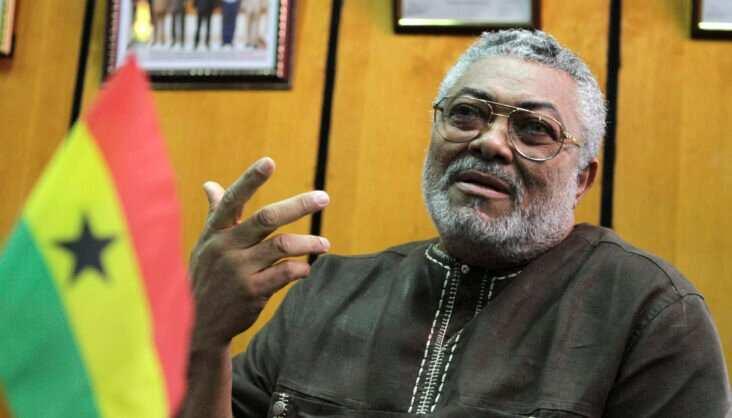 JJ Rawlings, ex-President of Ghana burial rites finally revealed Photo Credit: @officeofJJR