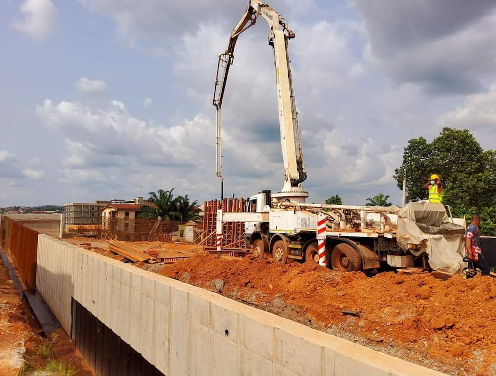Update on Enugu Flyover Bridge Being Executed by Gov Ifeanyi Ugwuanyi's Administration