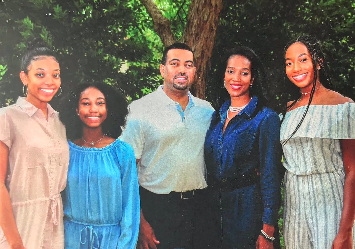 Man who graduated with 1.9 GPA becomes first black district attorney in the United States (photo)