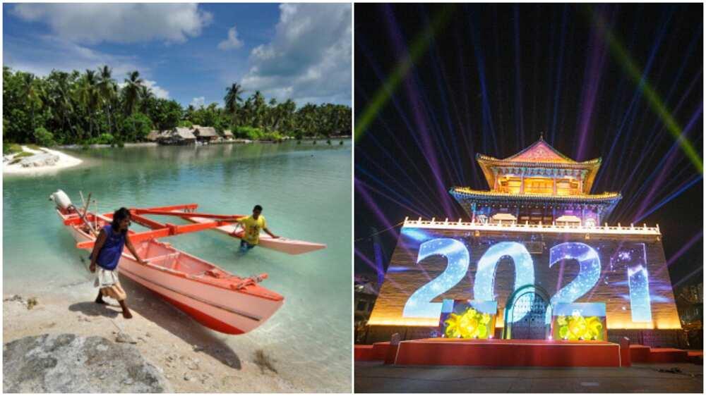 Happy new year: Samoa and Kiribati beats other countries to welcome 2021