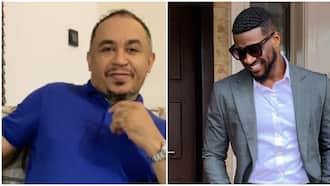 They're delivered from poverty: Daddy Freeze to Mr P as he asks why rich folks don't fall during deliverance