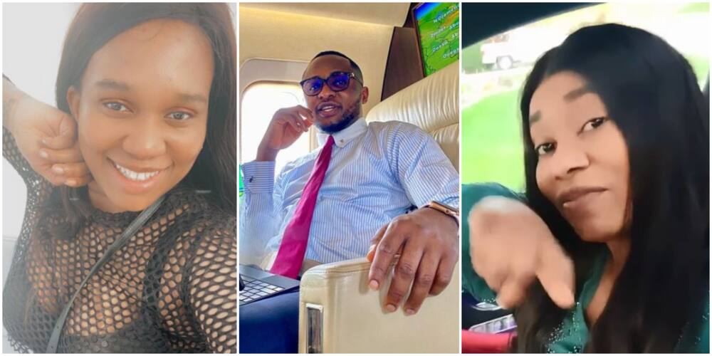 Ubi Franklin, His 4th Baby Mama and Current Girlfriend Fight Dirty on Social Media