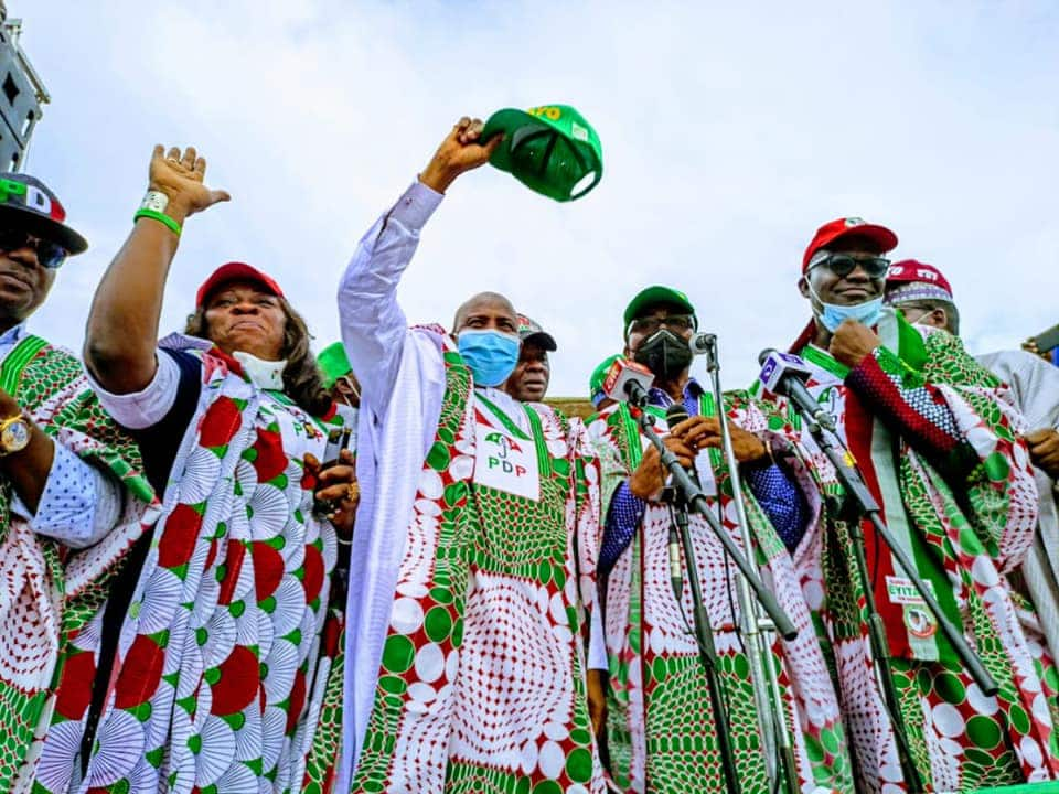 For committing this crime, Oyo PDP suspends chairman