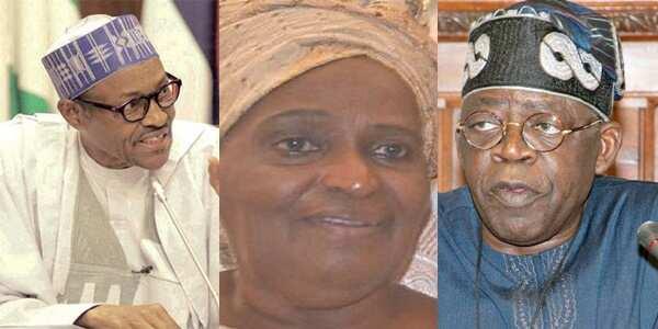 Tola Oyediran: Buhari, Tinubu mourn Awolowo's daughter's death