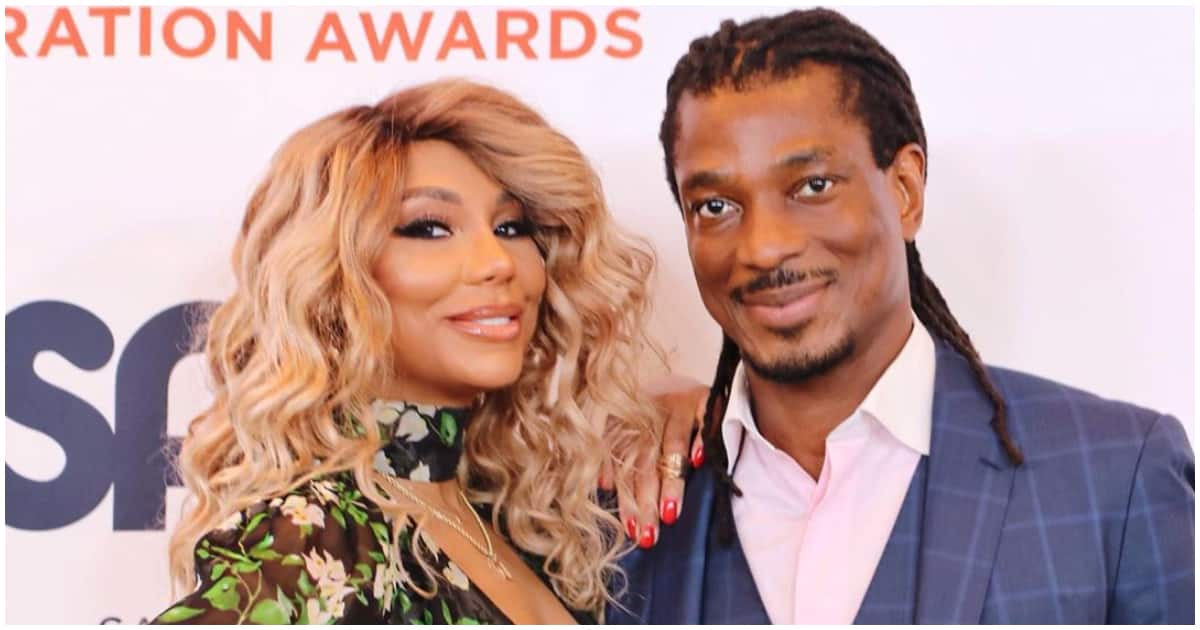 Tamar Braxton's Nigerian boyfriend reveals how broken he met the ...