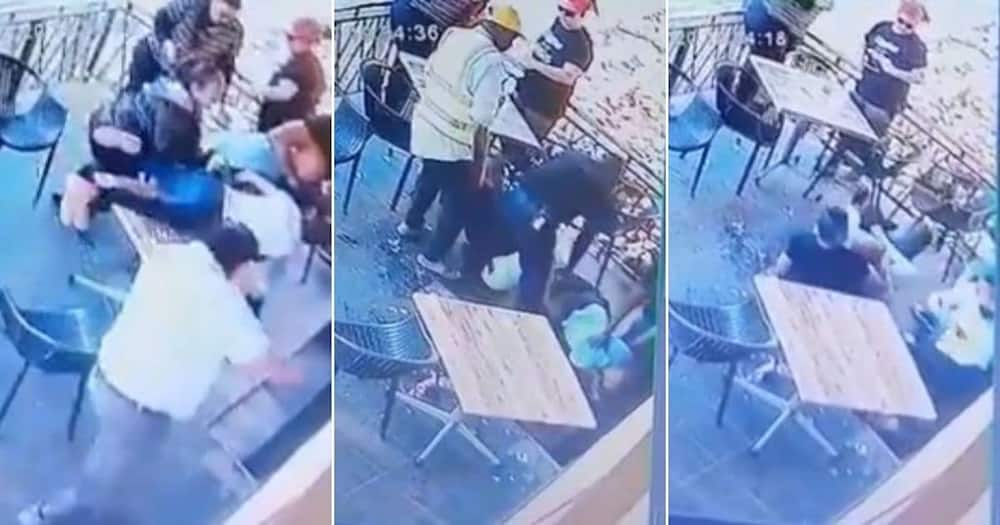 Video shows heroic man foiling kidnapping in broad daylight, SA reacts