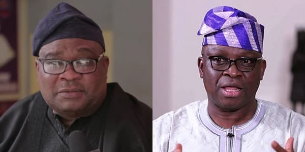 Heartbreak for PDP as Fayose's ally joins Fayemi in APC, gives reasons