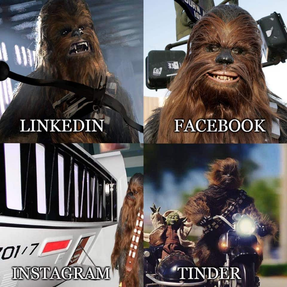 star wars meme