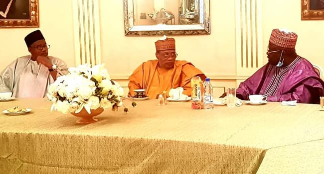 PDP chieftains visit IBB in Minna, reveals strategy to win Ondo election