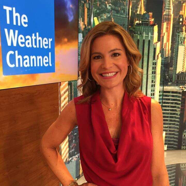 Weather Channel Jen Carfagno