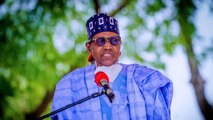 List of infrastructural projects financed by Buhari's external borrowing Plan