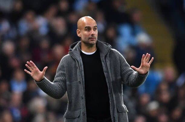 He wants to leave: Pep Guardiola confirms Manchester City ace will depart club