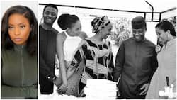 Kiki Osinbajo showers her family with words of appreciation as she shares new photo