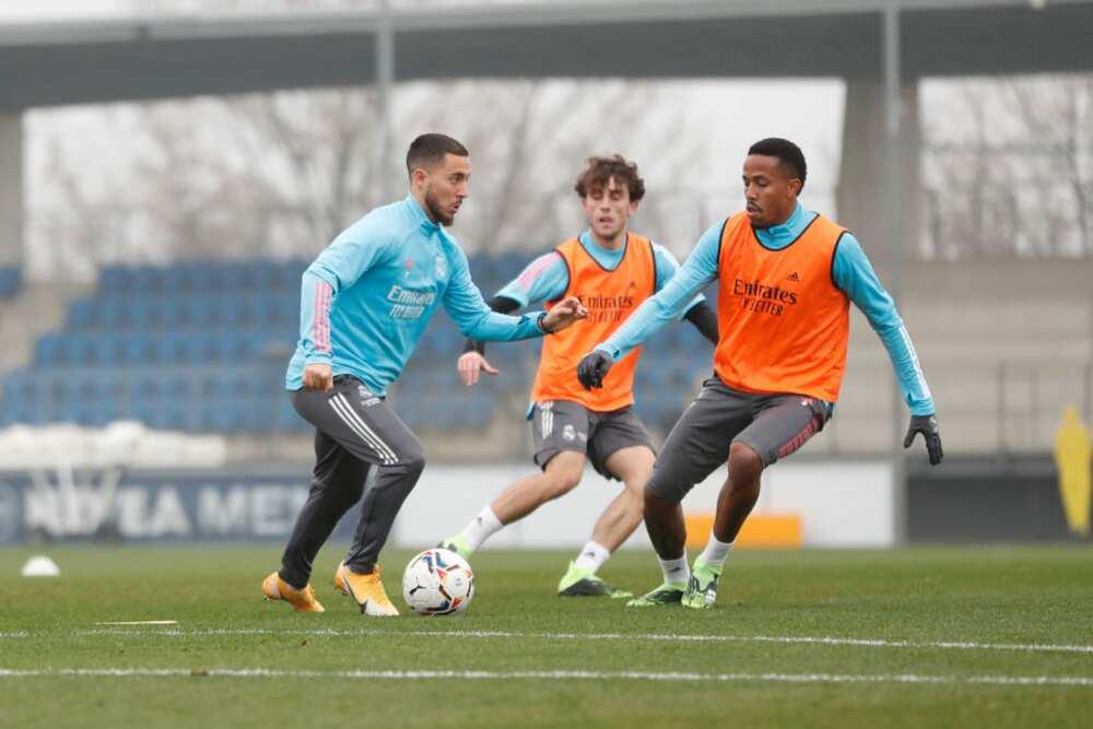 Eder Militao: Tottenham boss Mourinho plotting to raid Real Madrid for Brazilian defender