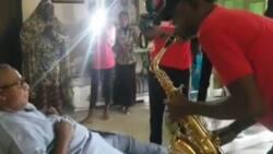 Adebayo Salami celebrated lavishly by Femi Adebayo, others as he turns 66 (video)