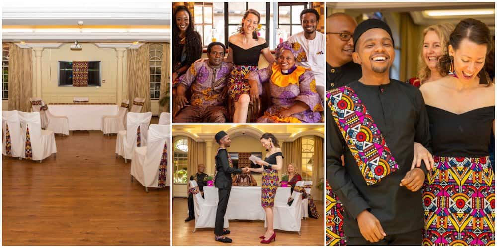 Bride and Groom Arrange Their Wedding Venue Themselves, Invite Only 20 Persons, Pictures Surprise Many People