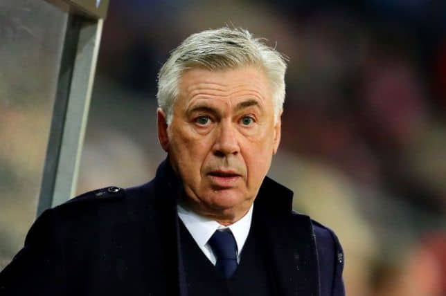 Ancelotti set for tough clash against Arsenal as Napoli suffer 3 injury blow